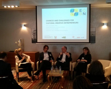 "Report #ECIS 2015: ""A forward looking EU Strategy on Culture and Creativity"""