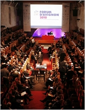 Forum d'Avignon 2010 - Acknowledgements